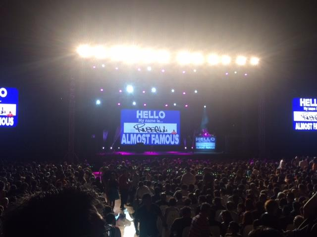 Chasing Down Russell Peters to Malaysia