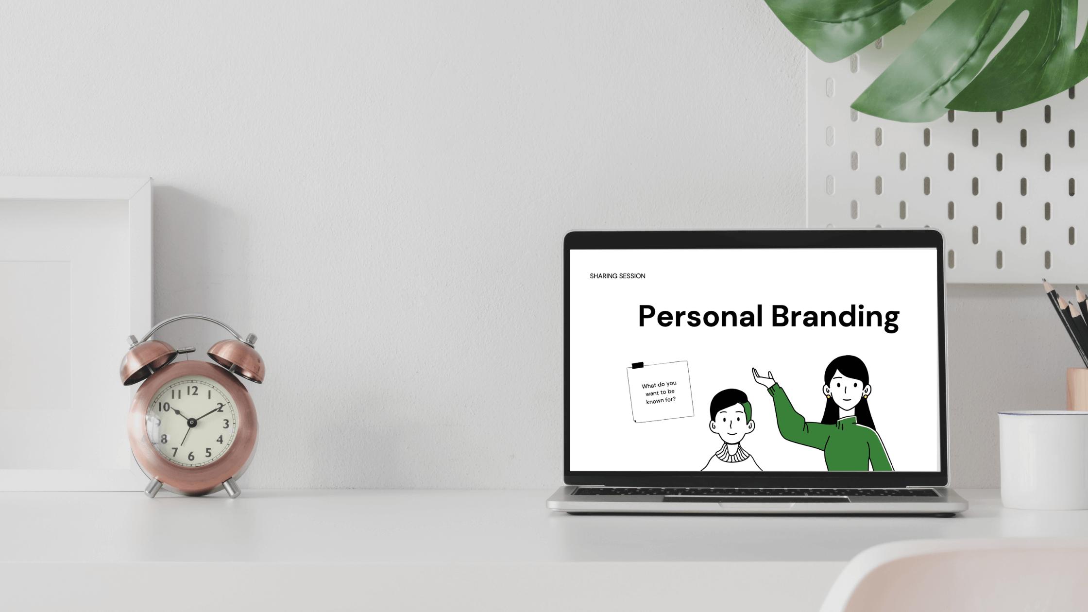 5 Alasan Kenapa Kamu Butuh Personal Branding Sendiri