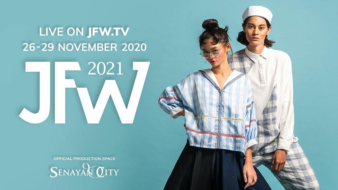 Jakarta Fashion Week 2021, Hadirkan Format Yang Lebih Segar!