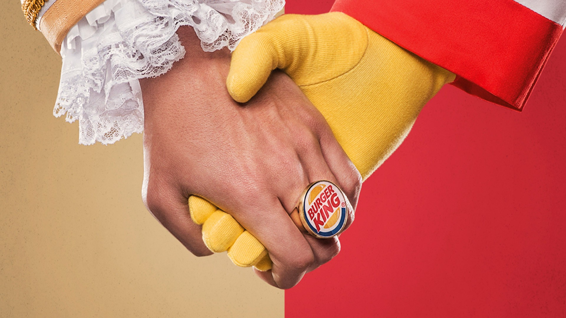 Love-Hate Relationship: Burger King and McDonald's