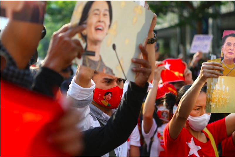 The Power of Social Media in Politics: A Case Study of Myanmar Coup D'Etat