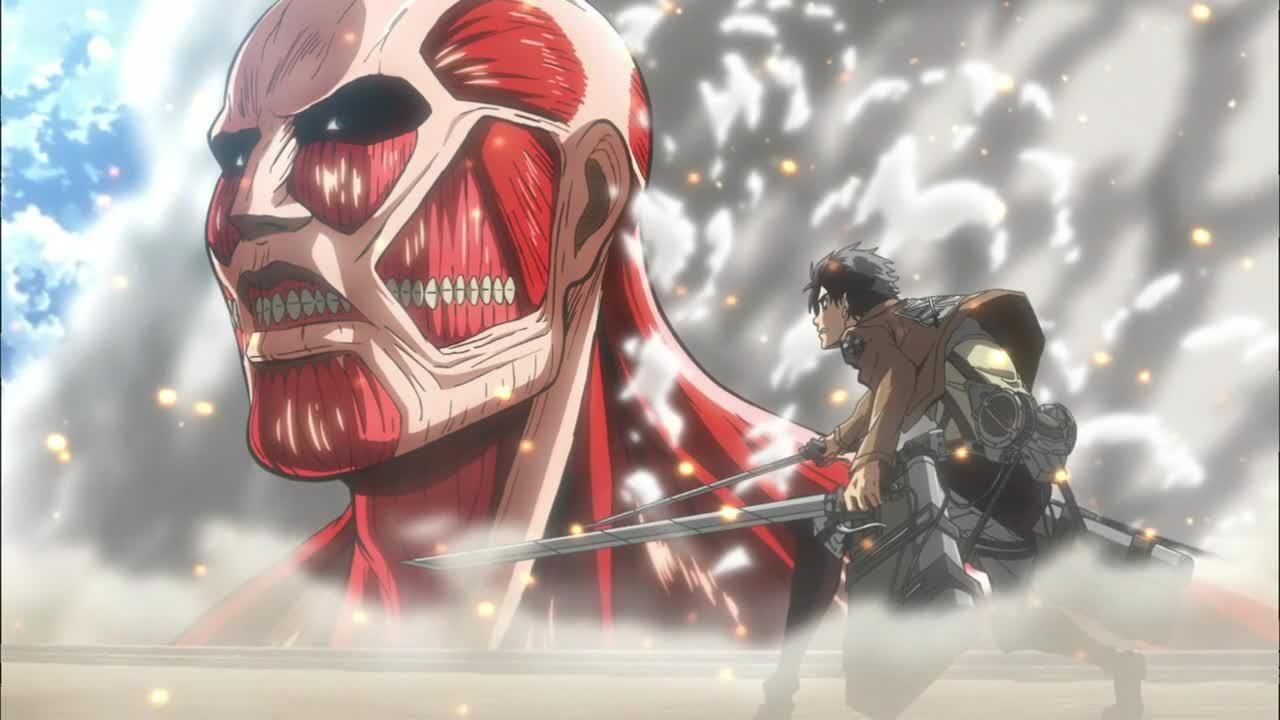 Content Writing ala Attack on Titan