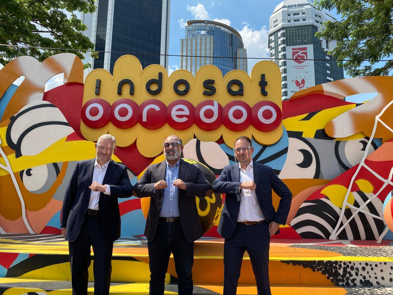 Fokus untuk Menyiapkan Jaringan Masa Depan; Indosat Ooredoo dan Ericsson Lanjutkan Kemitraan untuk M