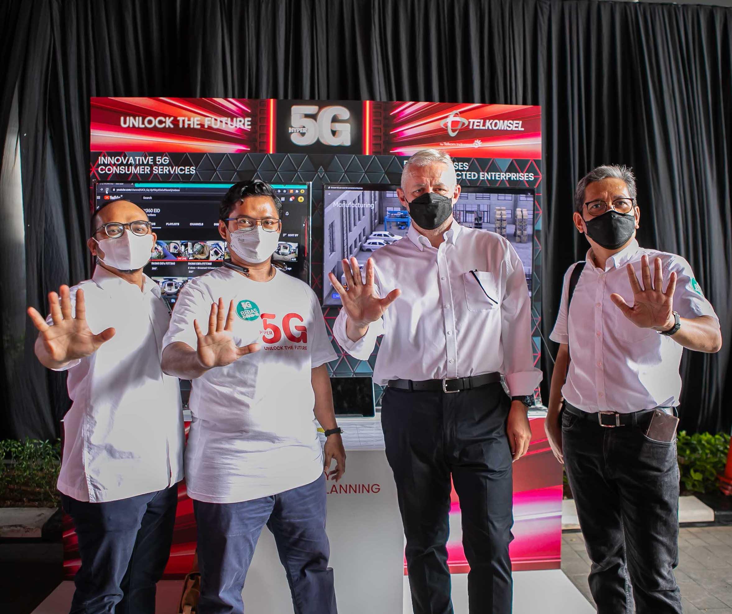 5G Percepat Transformasi Digital Indonesia
