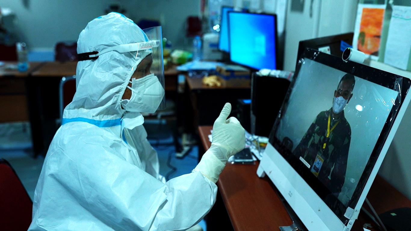Cisco Indonesia dan Aliansi Sakti  Instalasi Perangkat TI di RS Darurat Wisma Atlet